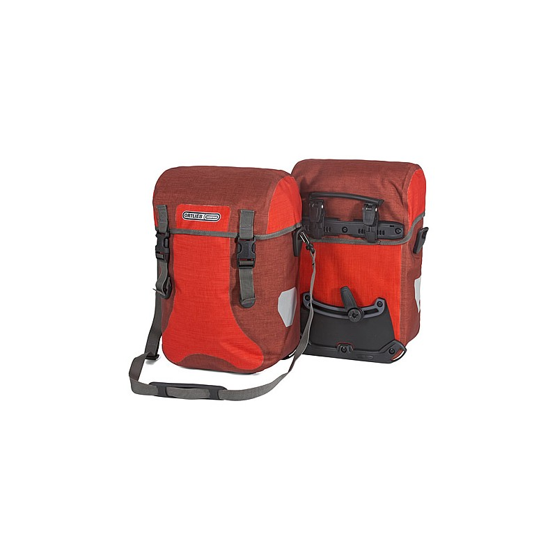 Ortlieb Sport-Packer Plus signalrot/chilli