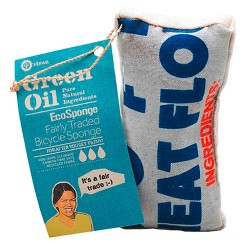 Green Oil Eco Sponge